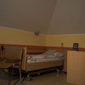 łóżka w domu opieki